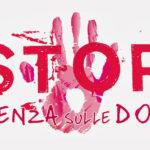 Manifestazione per esprimere il nostro NO alla violenza contro le donne – 24 novembre 2019